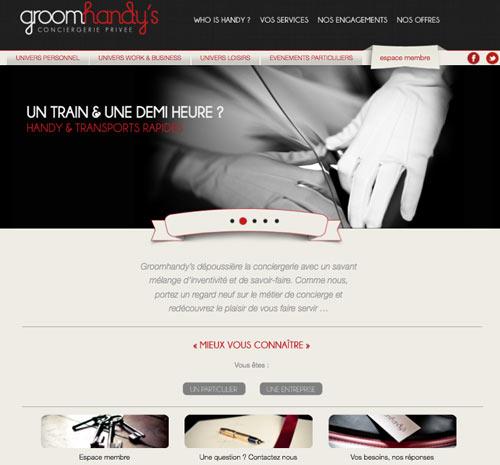 Groom Handy's innove avec ses services de concierge parisiens
