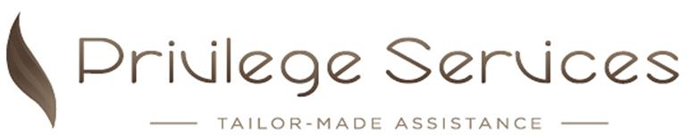 La conciergerie Privilège Services (logo)